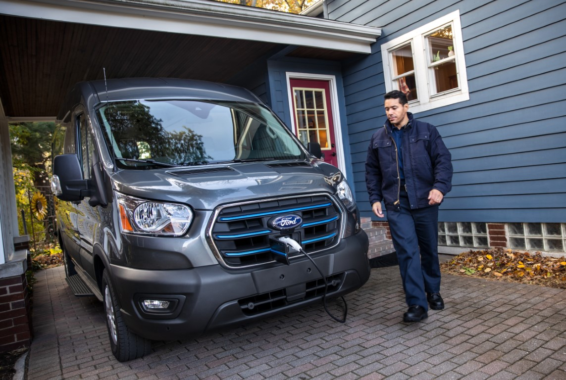 Ford E-Transit Χωρίς συμβιβασμούς! (4)