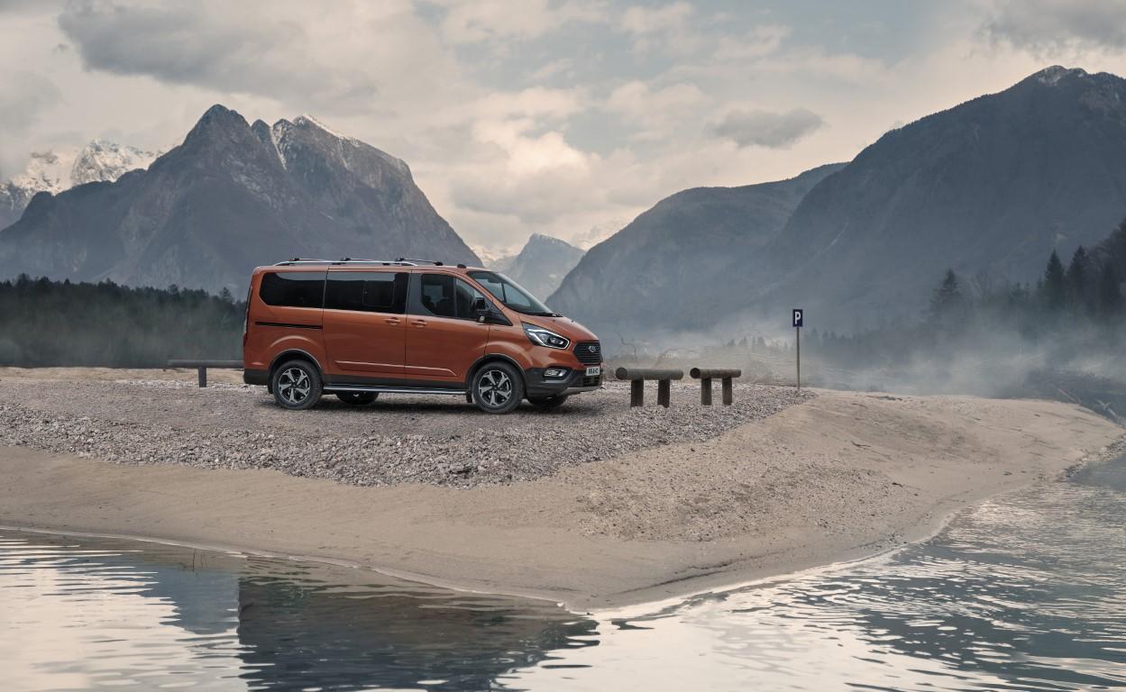 Ford Transit Νέες εκδόσεις Trail & Active (11)