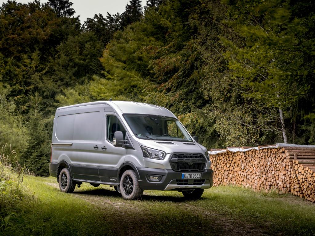 Ford Transit Νέες εκδόσεις Trail & Active (2)