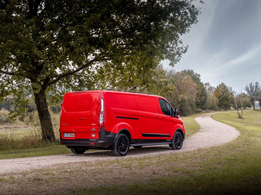 Ford Transit Νέες εκδόσεις Trail & Active (3)