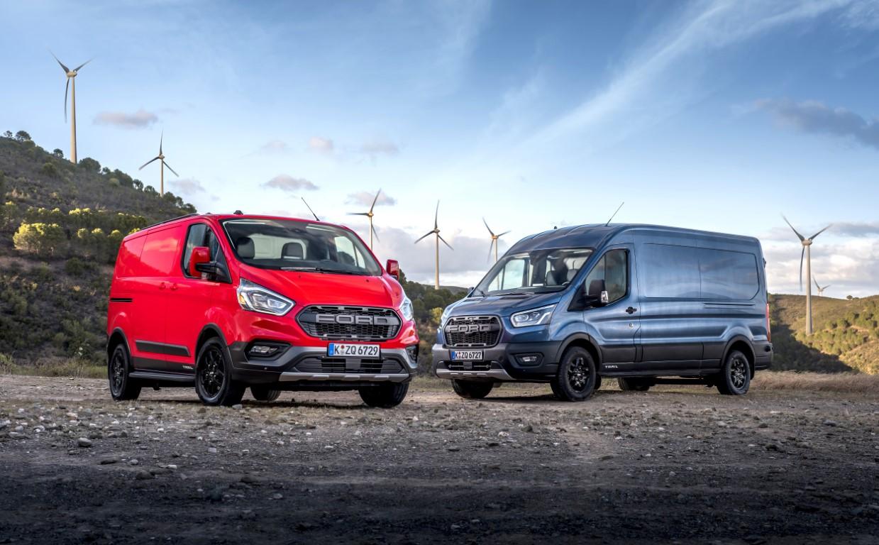 Ford Transit Νέες εκδόσεις Trail & Active (6)