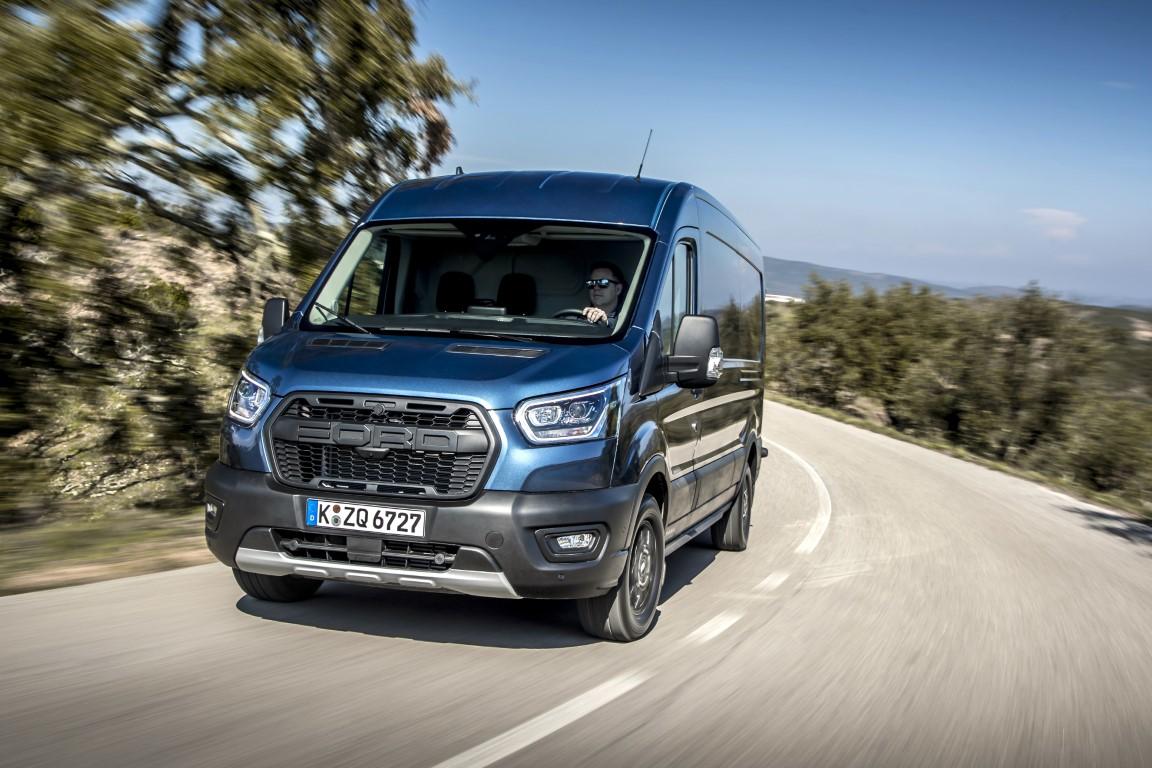 Ford Transit Νέες εκδόσεις Trail & Active (9)