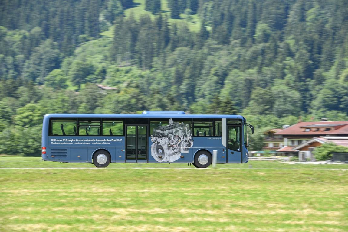 MAN Lion's Intercity Αποδοτικό & ευέλικτο! (3)