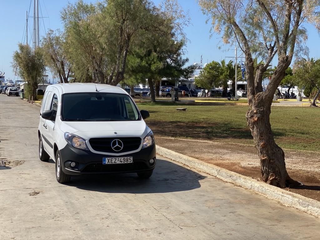 Νέο Citan Van PRO με όφελος από 2.000€ (2)