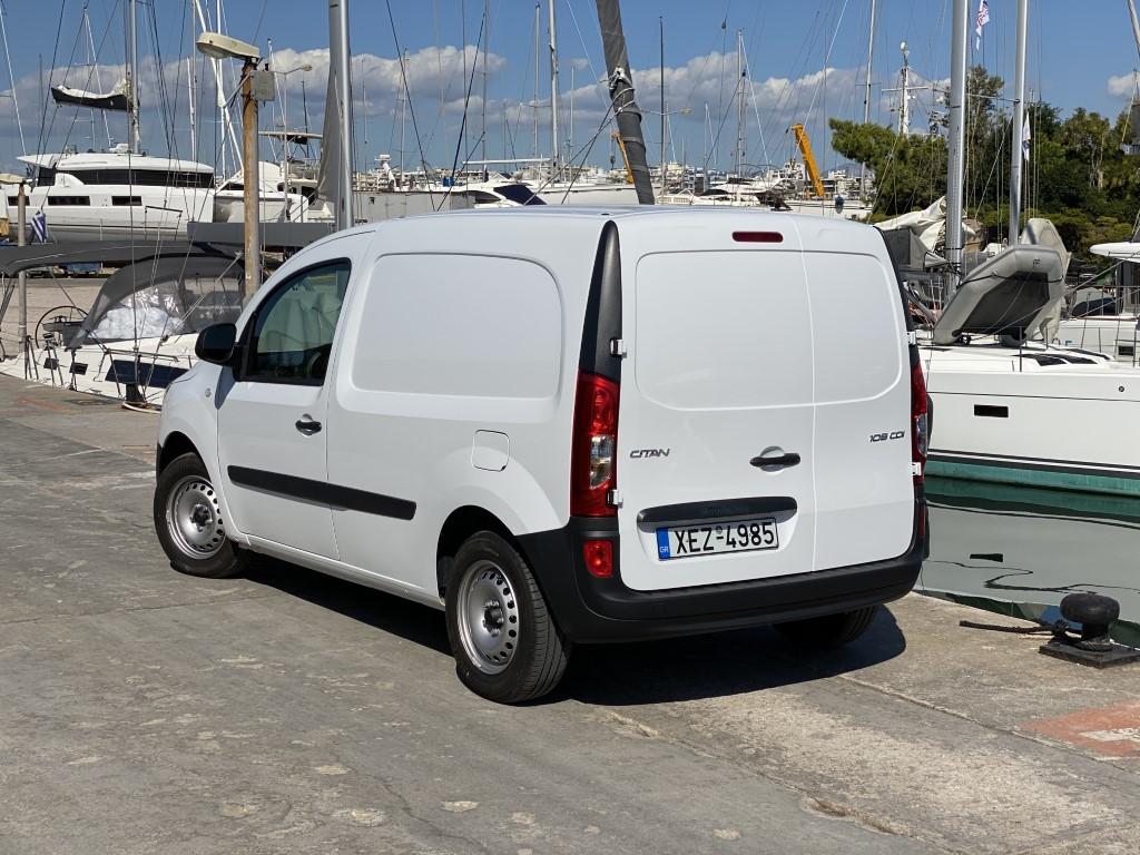 Νέο Citan Van PRO με όφελος από 2.000€ (4)