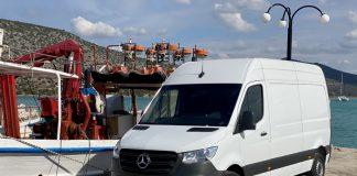 Νέο Sprinter Van PRO 3