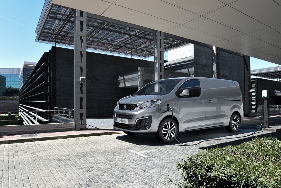 Peugeot e-Expert Ευελιξία χωρίς ρύπους! (2)