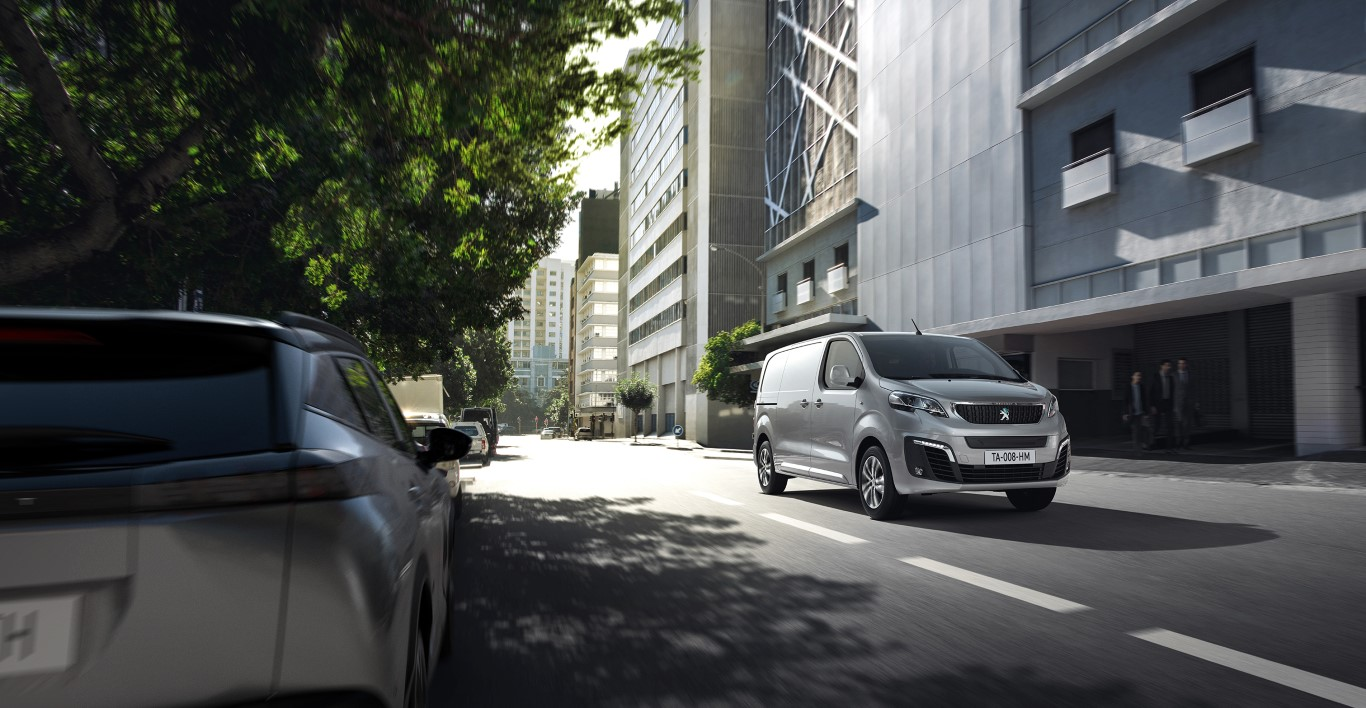 Peugeot e-Expert Ευελιξία χωρίς ρύπους! (3)