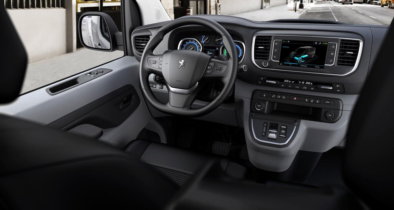 Peugeot e-Expert Ευελιξία χωρίς ρύπους! (8)