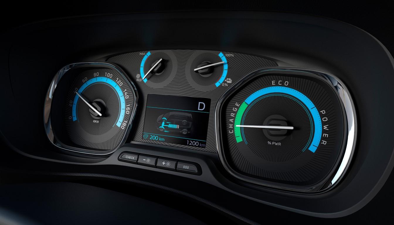Peugeot e-Expert Ευελιξία χωρίς ρύπους! (9)