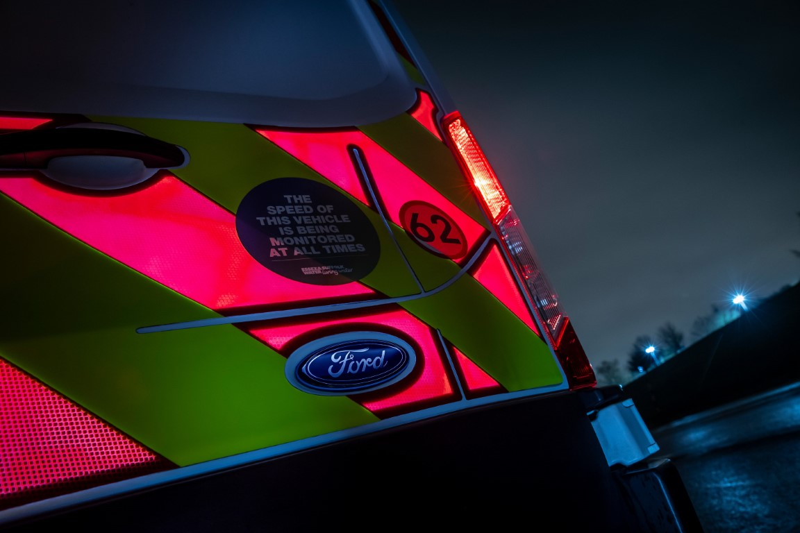 Ford Helps Roadside Workers Stay Safe