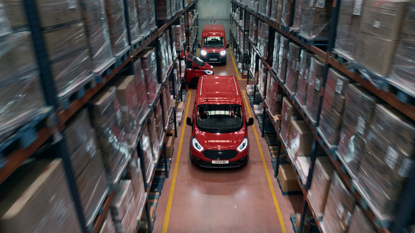 Ford Announces FORDLiive – a New Commercial Vehicle Uptime Acc
