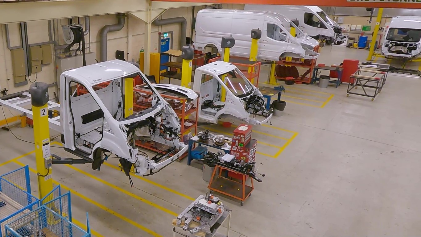Ford Announces European Customer Trials Programme for the New Al