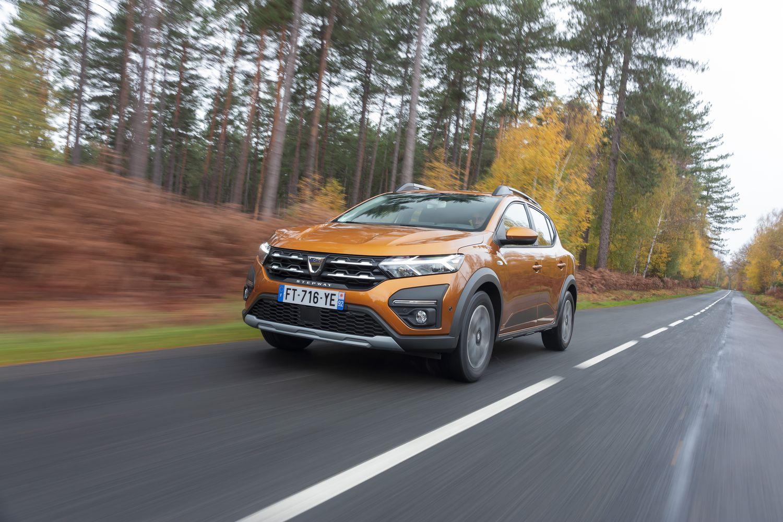 8-2020 - New Dacia SANDERO STEPWAY tests drive_low