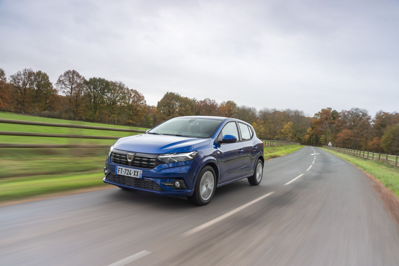 9-2020 - New Dacia SANDERO tests drive_low