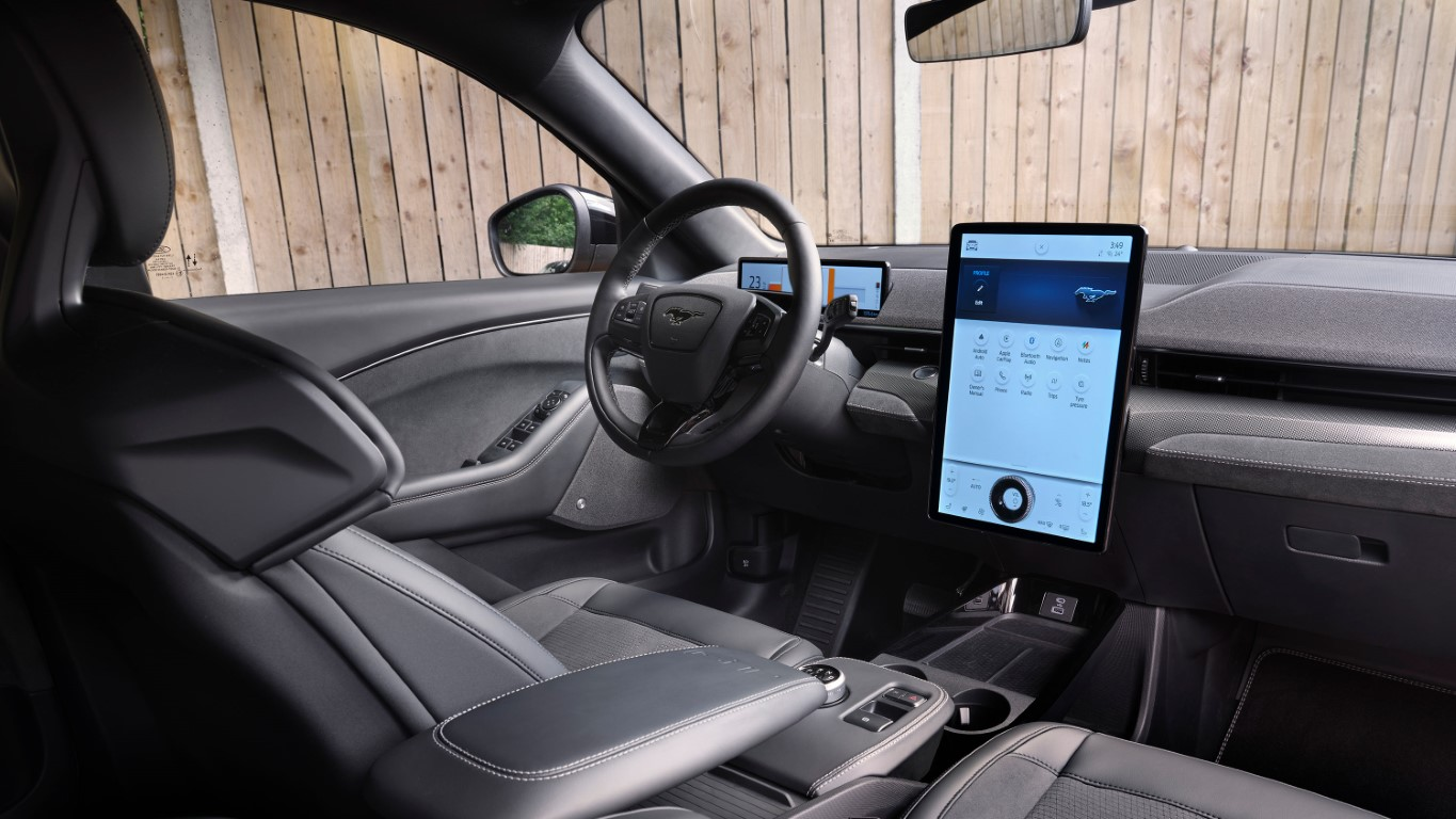 Exhilarating Electric Performance: Online Ordering for Ford Must