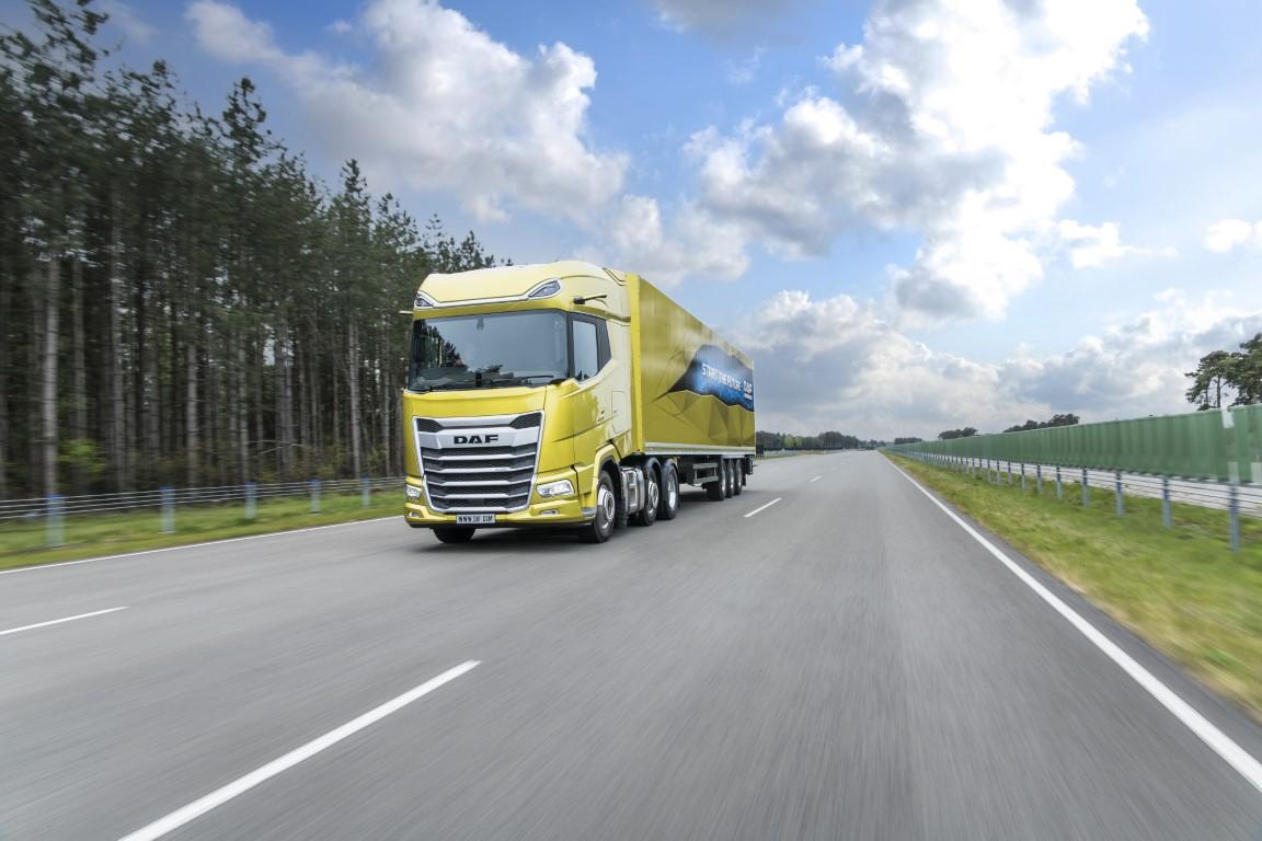 New Generation DAF trucks 2021 XGplus XG and XF (2)