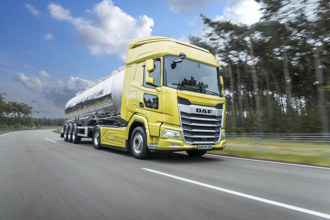 New Generation DAF trucks 2021 XGplus XG and XF (3)