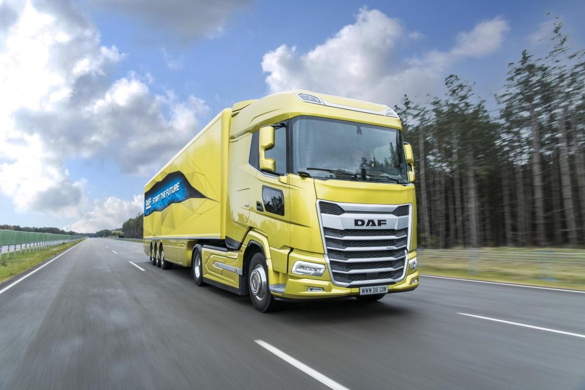 New Generation DAF trucks 2021 XGplus XG and XF (4)