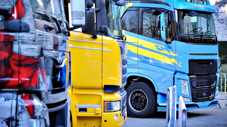 trucks- (Medium)