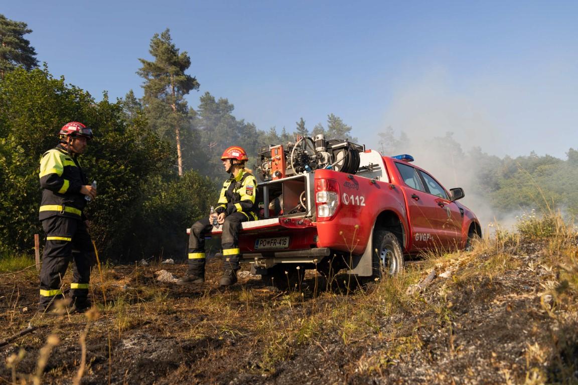 Latest Ford 'Lifesavers' Film Follows a Slovenian Volunteer